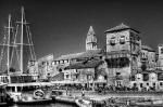 Chorwacja_Trogir_2009_006bw